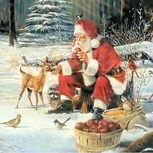 On se dit joyeux Noël, Chant de Noël