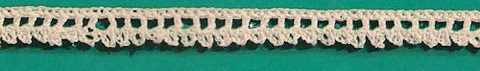 Dentelle au crochet - Bordure 5