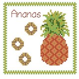 POINT COMPTE - ANANAS