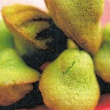 MADELEINES AU THE MARCHA - RECETTE GOURMANDE